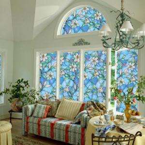 تاثیر استین گلاس در نورپردازی فضای داخلی